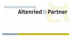 Steuerberatersozietät Altenried & Partner Logo
